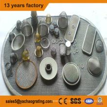 Qeuality alta 316 preço de malha de arame de aço inoxidável por metro