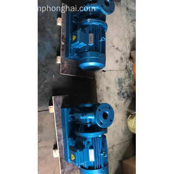 ISW series horizontal single stage centrifugal water pumps