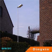 Lampe solaire intégrée de 12W LED avec du CE RoHS