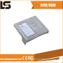 Aluminium Druckguss Nähmaschine Seitenabdeckung Ersatzteile