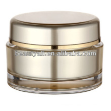 5g 15g 20g 30g 50g 100g 200g Round Acrylic Cosmetic Jar Packaging Wholesale
