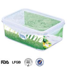 Plastikbehälter zum Mitnehmen 1150ml