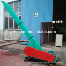 Machine de floconneuse de bois de haute qualité de certificat de la CE