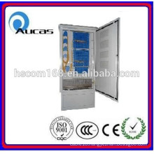 Aucas outdoor/indoor SMC optic fiber distribution cross connection ODF DDF cabinet made in china