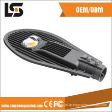 Eloxieren Sie Aluminiumdruckguss-Arten des LED Lampen-Gehäuses