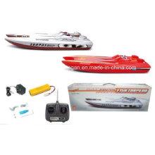 R / C modelo de navio peixes Torpedo Brinquedos