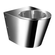 Baño de alta calidad WC de acero inoxidable conjunto (jn49111h)