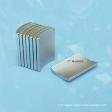 High Quality NdFeB Neodymium Permanent Magnet Ts16949 Military Industry