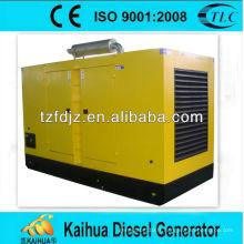 CE approuvé 250kw scania étanche type groupes électrogènes diesel