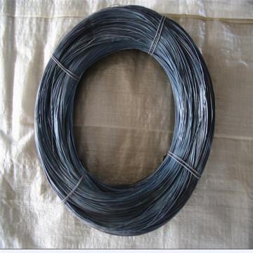 Alambre de hierro recocido negro con aceite