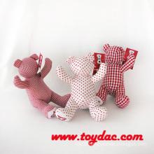 Stuffed Cloth Cotton Bear