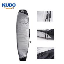 wholesale Oem design 600D silver color surfboard bag for sup board