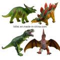 Kleine Plastikspielzeug Drachen