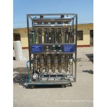 tubular injection water distiller machine