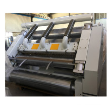 Best discount best price 2 ply single facer machine for making corrugated board