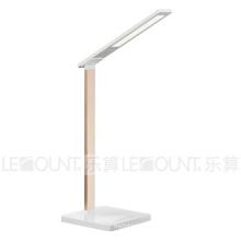 Lámpara de escritorio LED con función de carga inalámbrica (LTB102W)