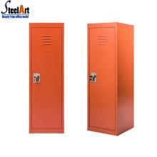 Modern design clothes locker steel children wardrobe