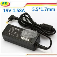 Hitam Laptop AC Adapter Charger untuk Acer