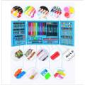 2018 new arrival Art school stationery set Kids Artist painting Sets 208pcs