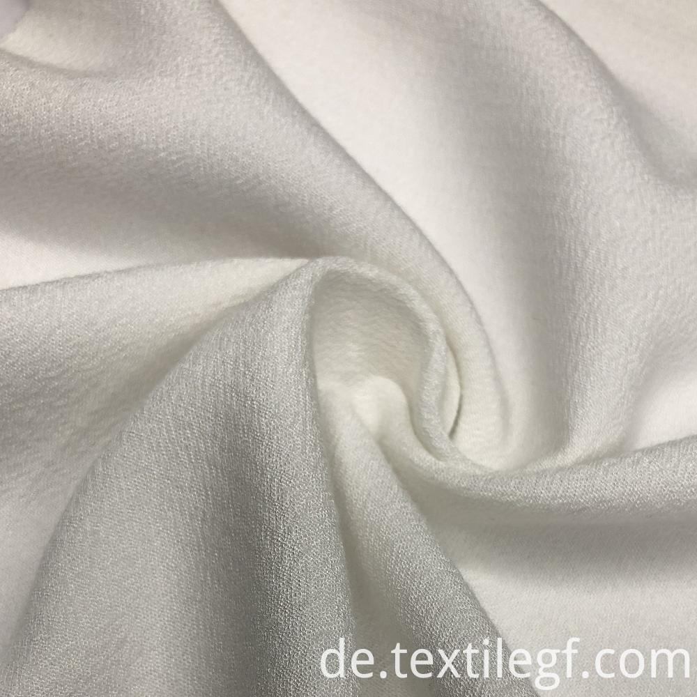 White Color Suitable For Summer Garments