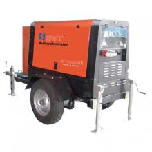 Grupo gerador a diesel para soldagem
