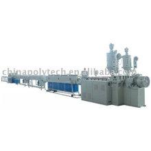 HDPE silicone core pipe plastic machine