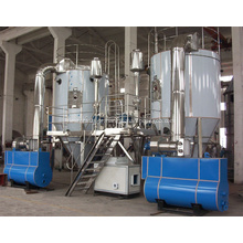 Máquina de secagem por pulverização de alta velocidade centrífuga
