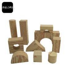 Melors Soft Foam Building Blocks Juguetes de espuma EVA