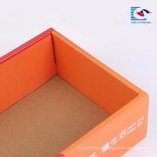 Caja de papel corrugado de encargo del correo al por mayor con precios bajos