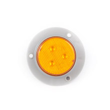 2inch LED Indicator Light Compy with SAE/DOT Standard