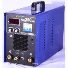 Pulse Inverter Aluminium Schweißer TIG250A