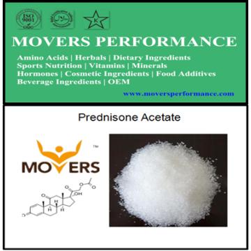Stéroïde fort: Poudres anaboliques d'acétate de prednisone
