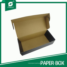 B / E Flute Color Cartón Caja de envío al por mayor