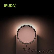 Luz da noite da lâmpada 4000K da iluminação da emergência de IPUDA A3 com lanterna elétrica esperta