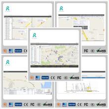Программное обеспечение для отслеживания флота GPS с несколькими отчетами GS102
