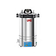 UX280D-I Jenis Portable Steam Autoclave Sterilizer 18-30L