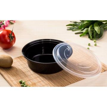 Plastik-Mikrowellen-Nahrungsmittelbehälter