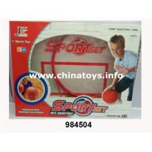 Tablero de baloncesto de los juguetes plásticos de la venta caliente (984504)