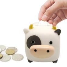 Neue Design OEM Kinder Kunststoff Sparschwein