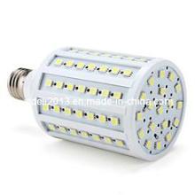 E27 Ampoule LED / 18W Corn Light avec 86 5050 SMD Chips in Warm White = 100W Halogène