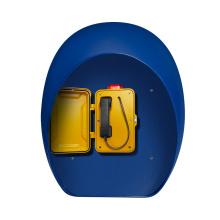 Toit de téléphone extérieur, hottes d'aéroport, hottes téléphoniques publiques, cabines téléphoniques Jr-Th-02