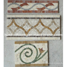 Marble Stone Mosaic Border (STP93)