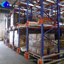 Jracking Warehouse High Denstiy Storage Rack Radio Shuttle Rack