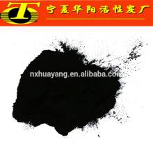 Carvão vegetal à base de carvão preço do carvão ativado preto por tonelada