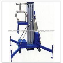 Plataforma de elevación de aire de aluminio de alta calidad
