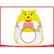Outdoor Toys Pop up Kids′ Tents Cartoon Bear Tent