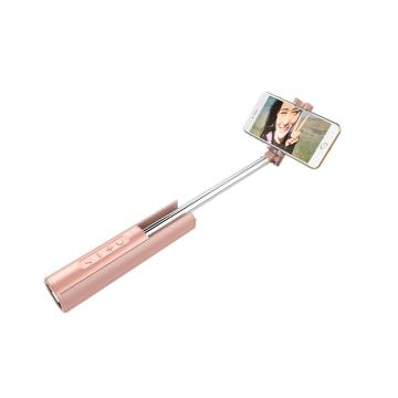 Selfie Stick Taschenlampe Power Bank