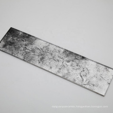 Hot Selling 75x300mm Thin Silver Antique  Mirror Glass Tile for Wall Decoration
