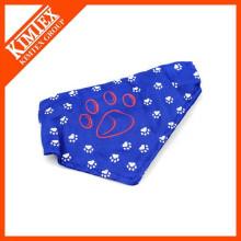 Custom dog bandana with custom logo