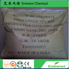 Bicarbonate de soude, Bicarbonate de sodium, Nahco3, Additif alimentaire, qualité industrielle,